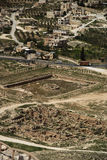 Archéologie de l'Israël Photo stock