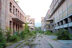 Archéologie industrielle Images libres de droits