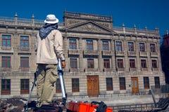 Archéologue Photos stock