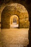 Archs στην προοπτική Στοκ Φωτογραφία