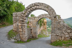 Archs Royalty Free Stock Image