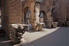 archs colosseum Ρώμη κεφαλαίων Στοκ εικόνα με δικαίωμα ελεύθερης χρήσης
