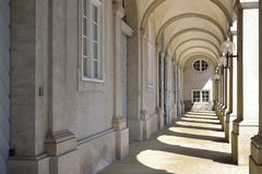 Archs of the Royal Stables Stock Photography