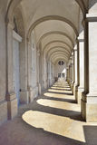 Archs of the Royal Stables Stock Photos