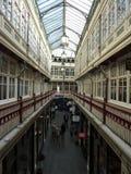 Archtecture de la ciudad de Cardiff Imagen de archivo libre de regalías