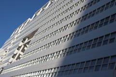 Archtitecture Den Haag/architectuur Höhle Haag Lizenzfreies Stockfoto