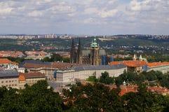 Archutecture της Πράγας Στοκ φωτογραφίες με δικαίωμα ελεύθερης χρήσης