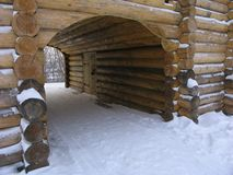 Archway. Stock Photo