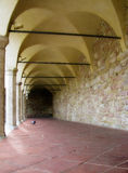 Archway in Assisi Royalty Free Stock Photo