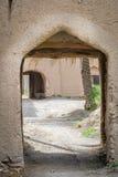 Archway Birkat al mud Stock Images