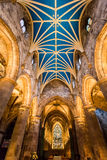 Archway in the Cathedral, Edinburgh Royalty Free Stock Images