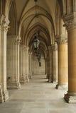 Archway di pietra storico Fotografie Stock