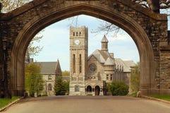 Archway, escola imagens de stock royalty free