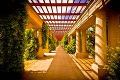 Archway histórico fotografia de stock royalty free