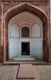 Archway within Humayun's Tomb Complex Royalty Free Stock Image