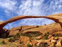 Archway natural Fotografia de Stock