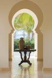 Archway oriental fotos de stock royalty free