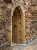 Archway  Rufford abbey nottingham near sherwood forest UK Royalty Free Stock Photo