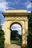 Archway, Stowe landscape, Stowe, England Stock Images