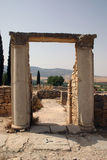 Archway of Volubilis Stock Photos