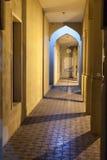 Archway w Nizwa, Oman Obraz Stock