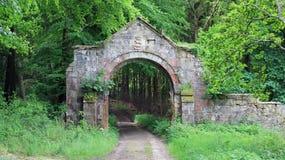 archways Fotografia Royalty Free
