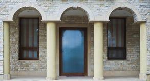 archways kamień Zdjęcie Royalty Free