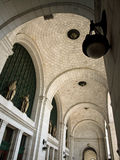 Archways at Union Station Stock Photo