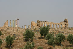 Archways of Volubilis 2 Stock Images