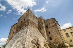 Castle Arcidosso Στοκ Φωτογραφίες