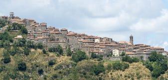 Arcidosso (Tuscany, Italy) Stock Photo