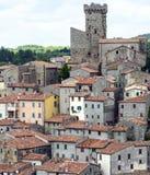 Arcidosso (Tuscany, Italy) Stock Image