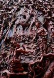 Arcilla de la escultura Imágenes de archivo libres de regalías