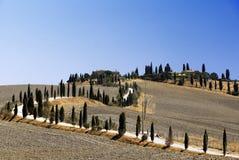 Arcilla de Siennese Foto de archivo libre de regalías