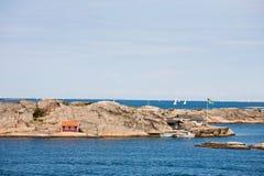 Arcipelago immagini stock libere da diritti