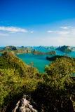 Arcipelago della cinghia del ANG Fotografia Stock