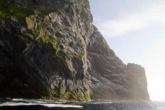 Arcipelago della st Kilda, Hebrides esterno, Scozia Fotografia Stock Libera da Diritti