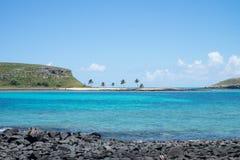 Arcipelago di Abrolhos, a sud della Bahia, il Brasile fotografie stock libere da diritti