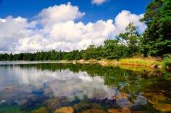 Arcipelago svedese Fotografie Stock Libere da Diritti