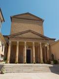 Arcipretale Di SAN Rocco εκκλησία στη Ραβένα, Ιταλία Στοκ Εικόνες