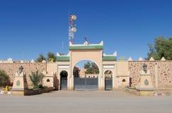 Arcitecture árabe de la puerta del arco Foto de archivo libre de regalías