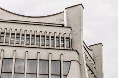 Arcitecture Γκρόντνο detailes Στοκ Φωτογραφίες