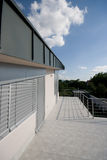 Arcitecture_balcony  Royalty Free Stock Images