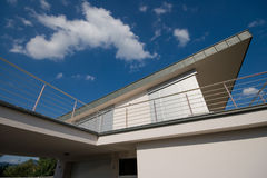 Arcitecture_balcony detail Royalty Free Stock Photo