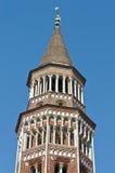 arcivescovile πύργος της Ιταλίας Μιλά Στοκ εικόνες με δικαίωμα ελεύθερης χρήσης