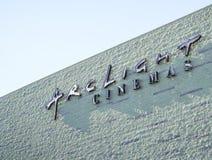 Arclight Cinemas in Los Angeles - Movie Theaters - LOS ANGELES - CALIFORNIA - APRIL 20, 2017. Arclight Cinemas in Los Angeles - Movie Theaters - LOS ANGELES Stock Photos