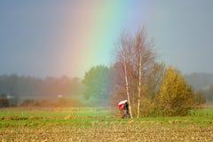 Arco-íris Imagem de Stock