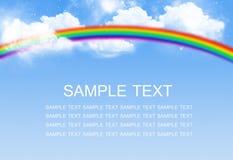 Arco-íris Imagem de Stock Royalty Free