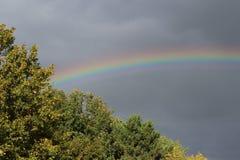 Arco-íris Foto de Stock