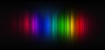 Arco-íris abstrato ilustração do vetor